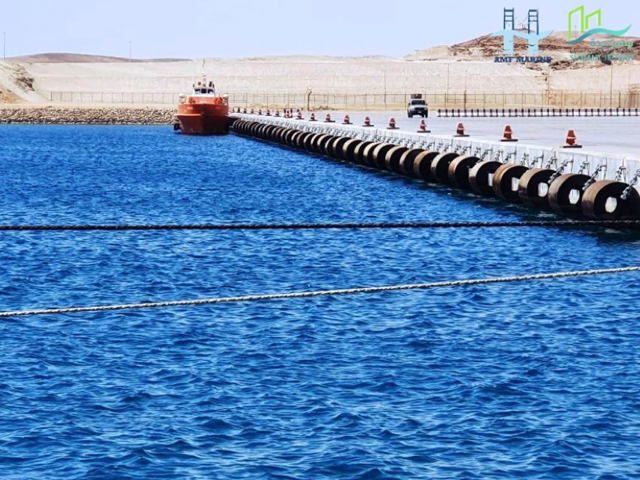 Supply and Installation of Fenders for Duba Port